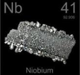 Niobium/ไนโอเบี่ยม