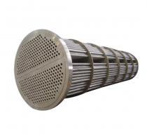 Titanium Shell and Tube Heat Exchanger / เครื่องแลกเปลี่ยนความร้อนแบบเชลล์และท่อไทเทเนียม