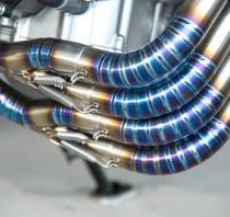 Titanium Exhaust Pipe / ท่อไอเสียไทเทเนียม